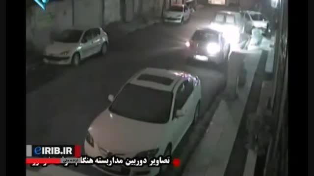دستگیری اعضای باند سرقت خودرو