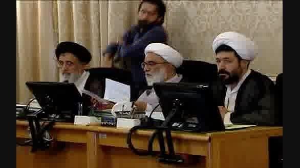 انتخابات هیئت رئیسه شورای نگهبان، عصر دیروز