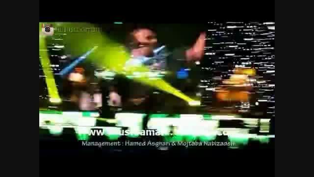 کنسرت سامان جلیلی در تهران 7خرداد ،هنرنمایی(جاست سامان)
