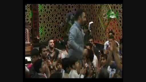 مدیحه سرایی محمد فصولی - ولادت امام رضا علیه السلام