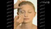 آموزش آرایش درس سوم سایه زدن