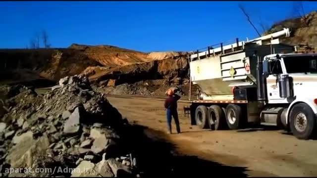 حوادث ماشین آلات راهسازی و ماشین آلات معدنی