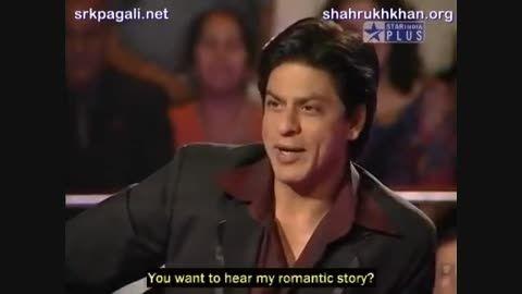 ماجرای آشنایی شاهرخ خان و همسرش گوری از زبان خودش