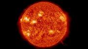 انفجار عظیم شراره خورشیدی