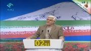سوالات جذاب منوچهر نوذری و مهران مدیری از کاندیداهای انتخابات