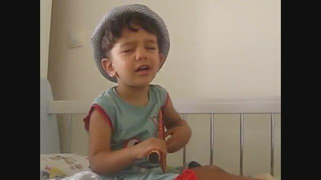 گیتارزدن و خوندن و شمارش اسپانیایی میعاد سه ساله ایران