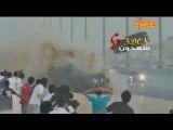 تفریح مرگبار جوانان عربستانی