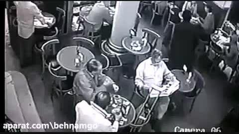 قتل فجیع و خودکشی در رستوران...!