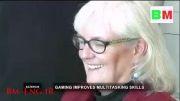 تاثیر مثبت بازی ویدیویی در بهبود حافظه سالمندان-مهندسی پزشکی