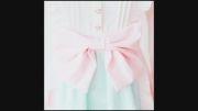 لباس دخترانه کره ای2