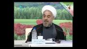 سوال دوم مناظره اقتصادی از روحانی