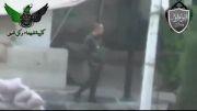شلیک ب افسر و سرباز ارتش سوریه در ایست و بازرسی