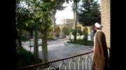 فریاد های حجت الاسلام بیرانوند از طلاب عدالتخواه بروجرد در اعتراض به برخی مسئولین بروجرد که نسبت به مظلومیت طلاب متحصن ب