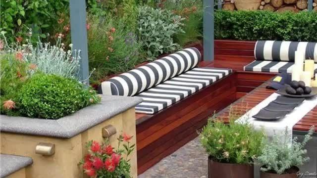 پاسیوی خانه تان را به باغی زیبا تبدیل کنید