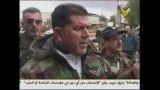 نیروهای مردمی سوریه برای مبارزه با تروریستها