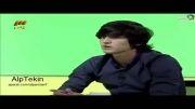 گفتگو با سردار آزمون بهترین بازیکن فوتبال ایران در برنامه 90