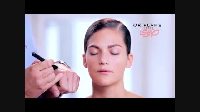 آموزش آرایش صورت با محصولات اوریف لیم