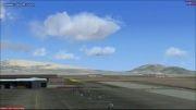 فرود b727-200 در فرودگاه مهرآباد