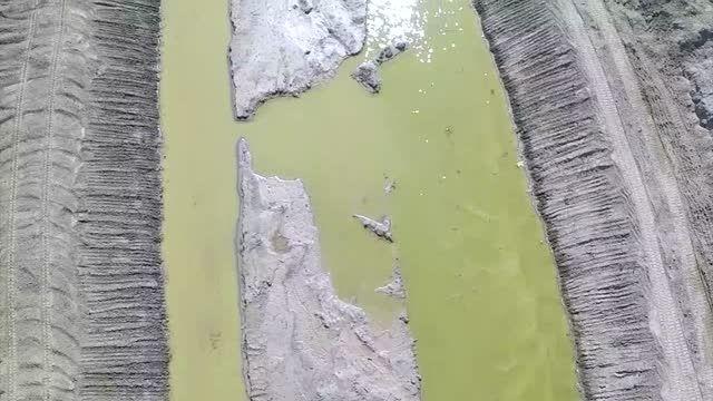 لایروبی باراندوز چای - پروژه های احیای دریاچه ارومیه