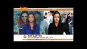 واکنش شبکه الجزیره به حضور مقام معظم رهبری در پای صندوق رای