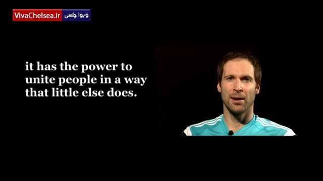پیام بازیکنان چلسی برای نژاد پرستی در جهان