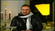مصاحبه مهران احمدی و سیاوش خیرابی درباره ی سریال آوای باران