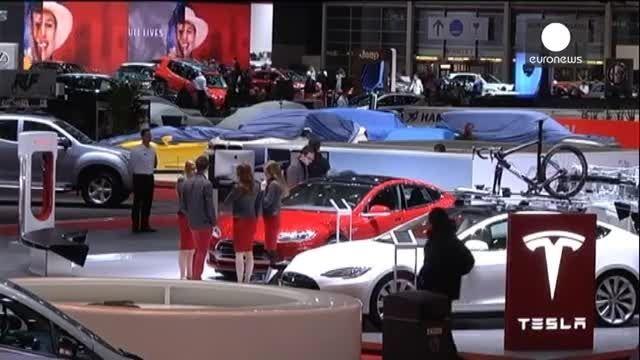 پرده برداری از مدل جدید خودروهای شرکت «تسلا» corporate