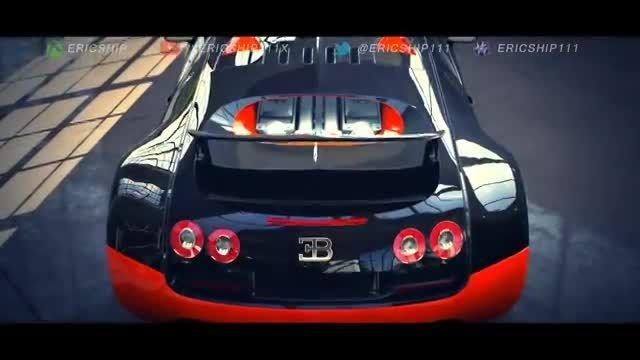 بزرگترین درگ ریس جهان - سریع ترین سوپر اسپرت- شبیه سازی