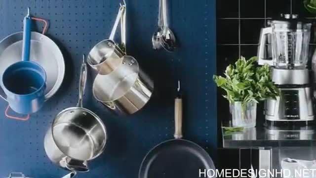 دکوراسیون - طراحی هوشمندانه آشپزخانه