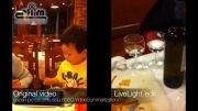 برش خودکار تصاویر اضافی فیلم توسط نرم افزار Livelight