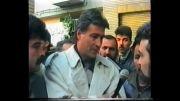 مصاحبه قدیمی با مرحوم ناصر حجازی