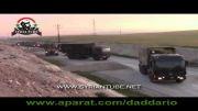 اعزام کاروان ارتش ترکیه برای حفاظت از قبر سلیمان شاه