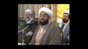 سخنان  مسئول انصار حزب الله آذربایحانشرقی علیه استاندار