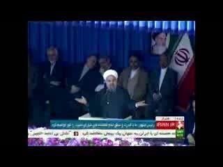 واکنش رئیس جمهوربه شایعه اتکاء دولت به خارج!!!