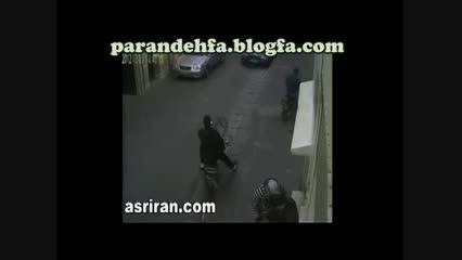 زورگیری با قمه در روز روشن در خیابان های تهران