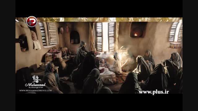 بازیگران فیلم «محمد رسول الله» در راه جشنواره مونترال