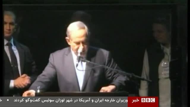 حمایت بی بی سی از نتانیاهو و تخریب رقیب انتخاباتی اش