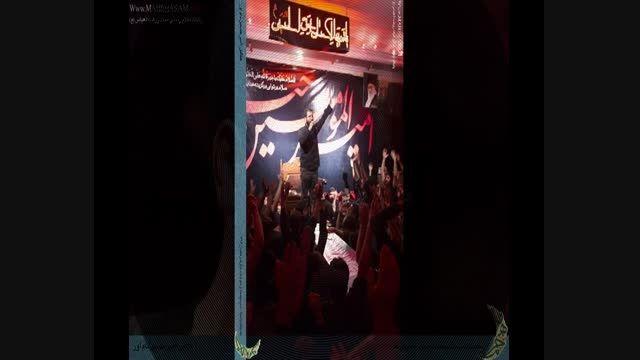 تیزر تصویری شب بیست سوم رمضان حاج حسین سیب سرخی