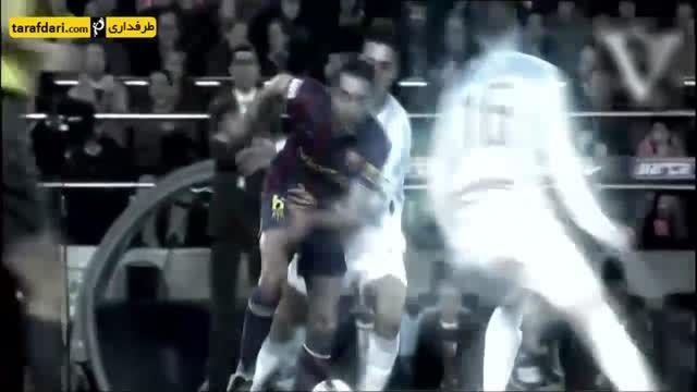 ژاوی، روح بارسلونا
