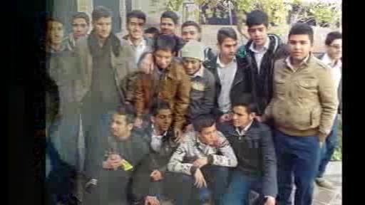 بچه های مدرسه باهنر قم94-93