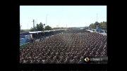 رژه نیروهای ایران در سالروز تهاجم عراق به ایران