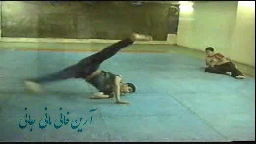 برک دنس یک تهرانی