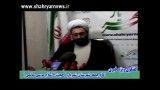 مصاحبه  خبری امام جمعه شهریار