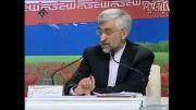 انتقادهای جلیلی و روحانی در مناظره نامزدهای ریاست جمهوری