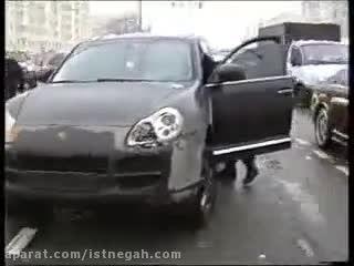 دستگیری مافیا در روسیه (ایست نگاه)