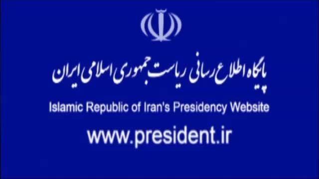 دیدار دکتر روحانی با وزیر امور خارجه لبنان