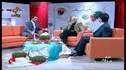 شهاب حسینی مجری برنامه تحویل سال 1386 - 3/3