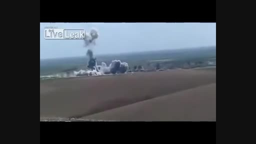 کمین وحشتناک نیروهای پیشمرگه علیه کاروان داعش