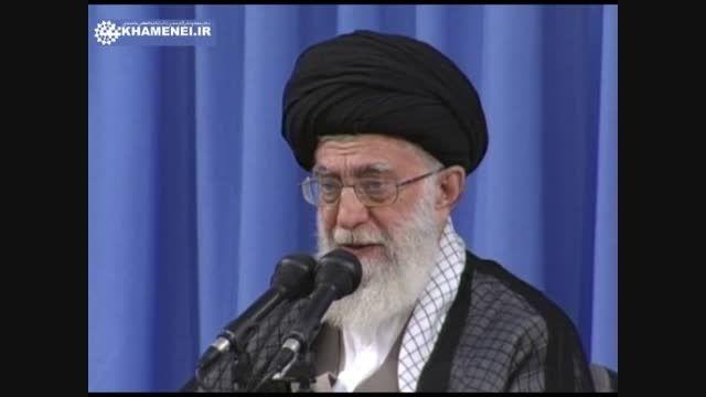 حضور حاج آقا احرابی در درس خارج فقه رهبر معظم انقلاب