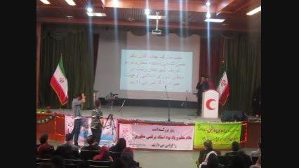 اجرای ویژه برنامه ی جشن ولادت حضرت علی-روزمعلم-نودوچهار